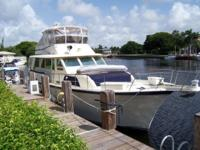 Description This Hatteras 53 is a fine example of the