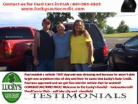 Lucky�s Auto credit specializes in financing used cars