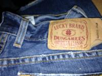 I have 5 pairs of lucky jeans like new size 4 to 6