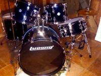 Ludwig Drum set brand new condition! It was bought for