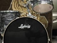 This is for a 3 piece Ludwig 2011 AllSTAR Keystone kit.