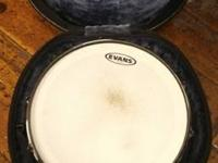 Ludwig Black Magic Snare Drum 14x8 Black