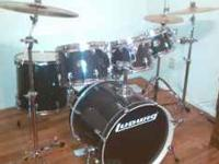 I'm selling a Ludwig Element Power drum set. It is