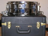 Ludwig Supersensitive snare drum, 5x14, 2008 design,
