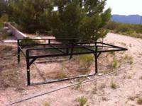 One Awesome Lumber Rack for sale! 6x5 Perfect for your