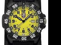 BRAND NEW IN BOX LUMINOX 3955 EVO NAVY SEAL COLORMARK