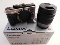 Im selling my Lumix GX1 barely use with 45mm prime. The