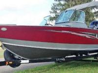 The Lund 1850 Impact XS aluminum fishing boats are sure