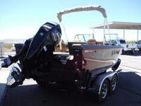 The Lund 1900 Tyee is one of the best fishing boats on