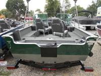 New 2014, with Mercury 60hp 4-stroke with power trim,