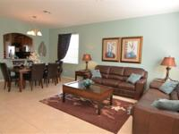 Luxurious 6 Bedrooms Orlando vacation Rental Located in