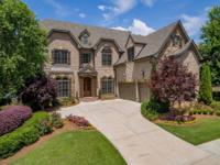 Impeccable home in a quiet, gated enclave ofnStonewyck