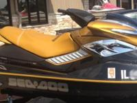 Luxurious & Powerful Pre-Owned 2006 Sea-Doo RXP 215