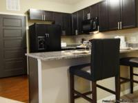 896 sq. ft. Near 27th and Fletcher, the unit has a