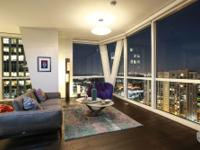 Located on a high floor at Terminus condominium in