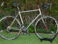 "For sale- 2013 Lynskey R255 Titanium in ""Brushed"" (and"