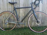 The bike has very very low miles, is in ideal like