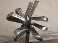 LYNX PARALLAX GOLF IRON SET 3, 4, 5, 6, 7, 8, 9 & PW.