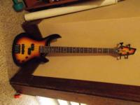 Lyon LB40 bass, used, but in excellent shape and plays