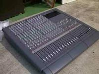 This Professional Tascam M 2600 16x8 recording mixing