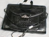 Marc Chantel pocketbook purse book bag, new with tags,