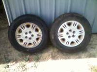 I have a pair of Douglas tires with less then 2000