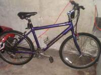 i have a m300 cannondale for $250 obo text or call mike
