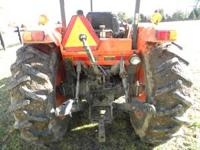 I have for sale a 2004 M6800 4x4 tractor with a woods