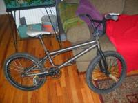 Nice BMX bike made by Maarco with Snafu parts, , no