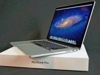 Type: Laptops Type: Mac book pro new comes with sealed