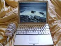 04 powerbook g4 1 gig good battery new charger