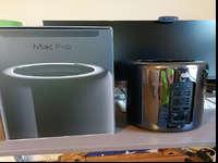I have a new condition Mac Pro with factory warranty up