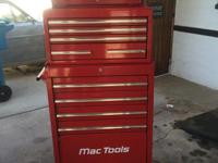 Got as a toolbox to be used for aviation mechanics but
