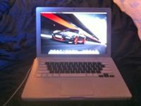 "For Sale, Upgraded 2008 13"" White Macbook. I bought"