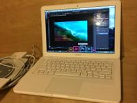 Incredible 13.3 inch Macbook with Adobe Creative Suite