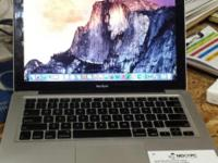 Apple MacBook A1278 Laptop-$600 OSX 10.10.2 Yosemite