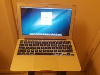 "MacBook Air 11"" (Mid-2013) 11.6"" LED widescreen Intel"