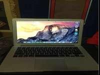 "I have here a MacBook Air 13"" early 2013. It is in"