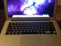 Selling my MacBook Air for $600 OBO. Originally