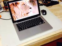I have a mid 2009 13inch MacBook Pro available, A1278