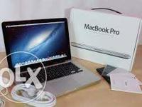 Type: Laptops Type: Apple MacBook Pro 13 Brand new