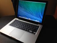 "I am selling my like new late 2011 MacBook Pro 13"". The"