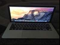 "I have an excellent condition MacBook Pro 13"" retina"