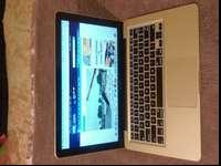 MACBOOK PRO 13 INCH MID 2012 WITH APPLE CARE WARRANTY