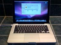 MACBOOK PRO  Core 2 Duo 2.53GHz 2009 A1278  8gb 500gb