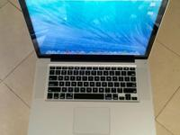 "Type: Apple Type: MacBook Pro 2011 MacBook Pro 15 ""i7"