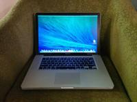 MacBook Pro 15-inch, Mid 2009  Processor  2.53 GHz