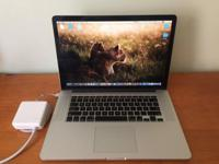 Apple Macbook Pro 15 Retina for sale : 2.3 GHz Intel