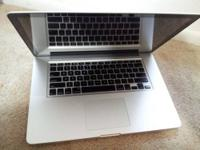 """15"""" MacBook Pro Quad Core i7/2012 Model/Current Model"""