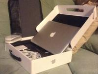 13-inch widescreen MacBook Pro for sale! Brand new,